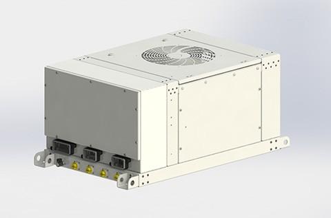 Technotrans Batteriekühlung Schienenfahrzeuge